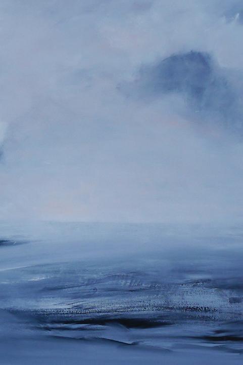 Monika Stöcker Farbenspiele Landschaft und Meer